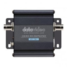 DATA-VP781 HD/SD-SDI with Intercom Repeater