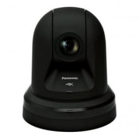 Panasonic PAN-AWUE70K 4K Integrated PTZ camera - Black