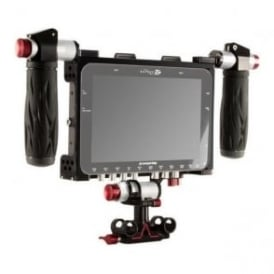7QPLUSKIT Cage with 15mm Monitor Bracket & Handles for ODYSSEY 7Q+