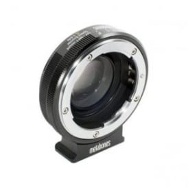 Metabones MB_SPNFG-M43-BM3 Nikon G to Micro Four Thirds Speed Booster XL 0.64x