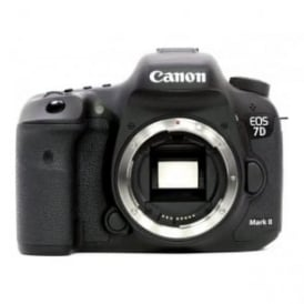 Canon EOS 7D Mark II digital SLR camera with EF-S 15-85mm f/3.5-5.6 IS USM Lens