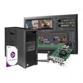 GV-EDWG4KTG EDIUS 4K Turnkey System
