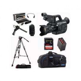 Sony PXW-FS5K super 35mm camcorder XDCAM with lens package d