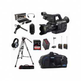 Sony PXW-FS5K super 35mm camcorder XDCAM with lens package e
