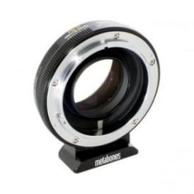 MB_SPFD-E-BM2 Canon FD to E-mount Speed Booster  ULTRA 0.71x Black Matt