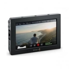 "Blackmagic BMD-HYPERD/AVIDAS74K Video Assist 4K 7"" Touchscreen Monitor/Recorder"