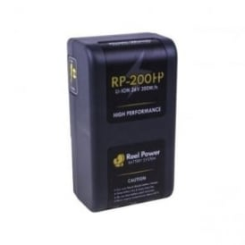 RP-200H Reel-Power 26v 200wh Battery H-Series
