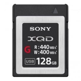 Sony QDG128E 128GB XQD G Series Memory Card