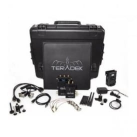 Teradek TER-BOLT-995-1V Deluxe SDI | HDMI Wireless Video Tranceiver Set - V Mount 3000ft