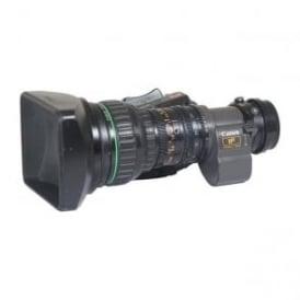 Used Canon  J15aX8B4 IAS with hood