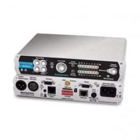 Sonifex DHY-04GT Twin Automatic GSM Hybrid, AES/EBU & Analogue I/O With Ethernet