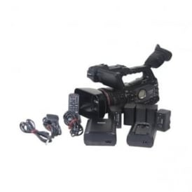 XF305 CAMCORDER, USED,156 HOURS