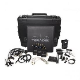 TER-BOLT-990-2V Bolt 2000 Deluxe Kit - V-Mount 2 x RX