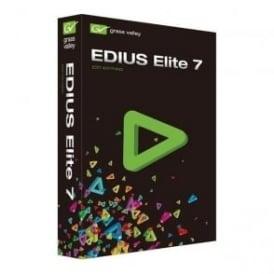 GV-EDWG8UPDLEP7 EDIUS Workgroup 8 Upgrade