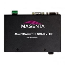 MAG-2620071-01 MultiView II DVI Rx