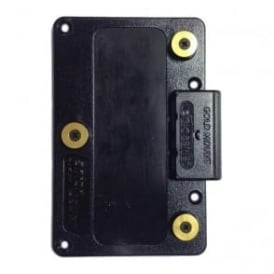 PAR-TABM Gold-Mount Battery Plate (male)