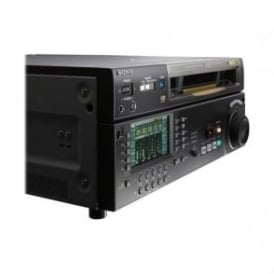 HDW-D1800 CineAlta HDCAM Studio Editing Recorder