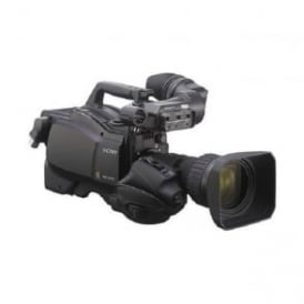 HSC-300RT/3T Digital Triax Broadcast Camera