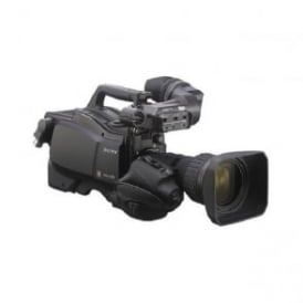 HSC-300RT/4M Digital Triax Broadcast Camera