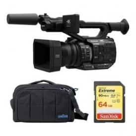 AGUX90 4K Camcorder Package B