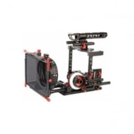 ZBTL01-3KIT DSLR Cage For GH4 & SONY A7s & 5D Mark III