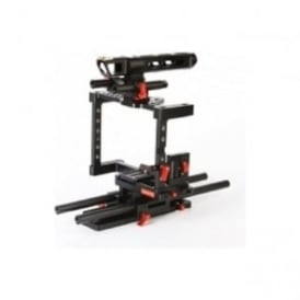 ZBTL01 DSLR Cage Rigs For GH4 & SONY A7s & 5D Mark III