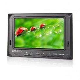 "501-HDMI CAME-TV 5"" 800*480 HDMI AV Field Monitor W/ Peaking Focus Assist"