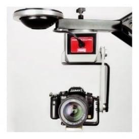 PH100 Mini Pan & Tilt Camera Powerhead 360°