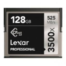 LC128CRBEU3500 128GB 3500x Pro CFast 2.0 - 525MB/s