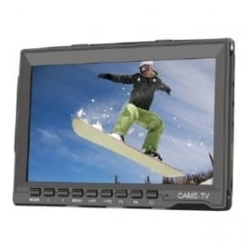 """701-HDMI CAME-TV Peaking Focus Assist 7"""" IPS 1280*800 HDMI Field Monitor"""