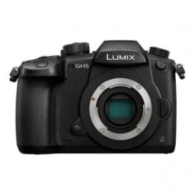 Panasonic 4K 60p/50p Video Recording Digital Single Lens Mirrorless Camera