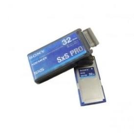 SBP-32 SxS Pro 32gb Card, Used