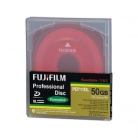 PD711DL 50GB Professional Discs 5 PACK - LIMITED STOCK
