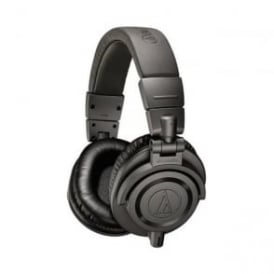 ATH-M50XMG Professional Studio Monitor Headphones - Matte Gray