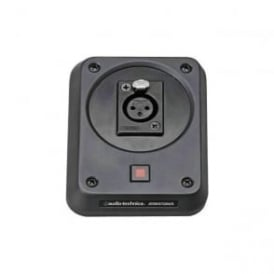 AT8647QMS Shockmount Plate For Quick Mount Microphones