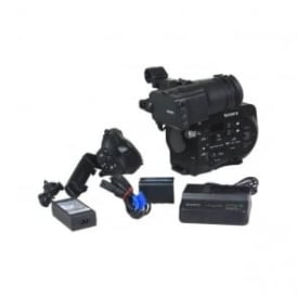 PXW-FS7 Camcorder With Accessories 154 Hours USED