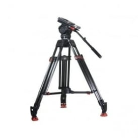 Video 20P Tripod With VCT plate and bag, Used