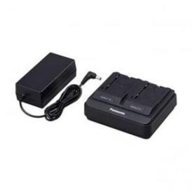 Panasonic PAN-AGBRD50E Charger for AG-VBR59E - AG-VBR89G & AG-VBR118G