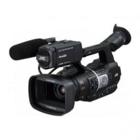 JVC JY-HM360E ProHD Camera Video Handheld