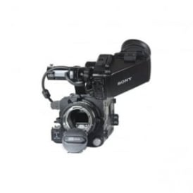 PMW-F5 Camcorder With DVF-L350 Viewfinder 360 hours, Used