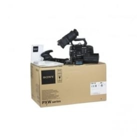 PXW-FS7 Body only With original box and accessories, 479 Hours, Used