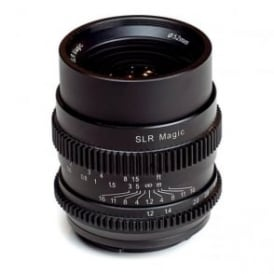 SLR Magic SLR-3512FE Cine 35mm f/1.2 FE Lens - Sony E-Mount