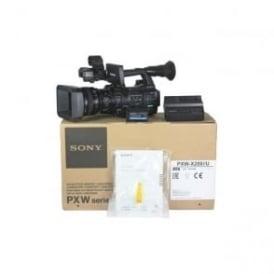 PXW-X200 Camcorder With original box 94 Hours, Ex-Demo