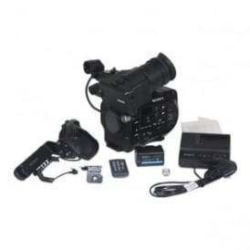 PXW-FS7 Camcorder kit 1074 hours, Used