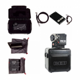Epic-X Dragon Camera kit, 240 hours, Used