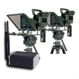 Datavideo DATA-DVP100KIT 2 Camera Multi-Teleprompter Control System Kit