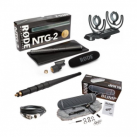 Rode NTG2 Package E