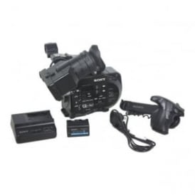 PXW-FS7 4K XDCAM Super 35mm Camcorder, 1150 hours, Used