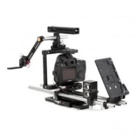 WoodenCamera WC-189200 Canon 6D Camera Accessory Kit (Pro)