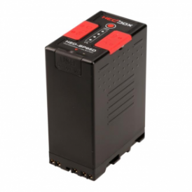 HED-BP95D  Lithium Battery Pack with 4-LED Power Monitor